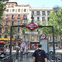 Local hostelería delivery en alquiler zona Luchana Madrid