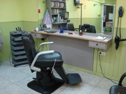 Venta peluquería por jubilación en pleno rendimiento